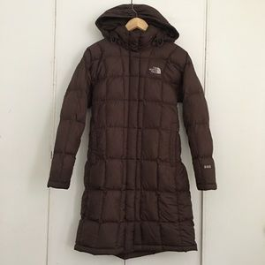 The North Face W's 600 fill goose down coat
